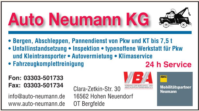 Auto Neumann KG