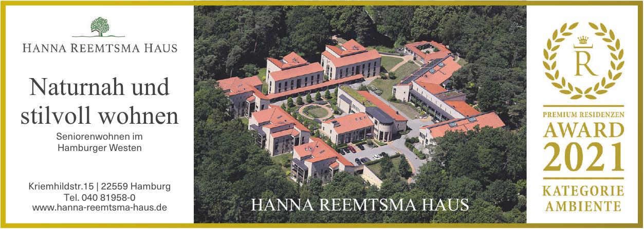 Hanna Reemtsma Haus