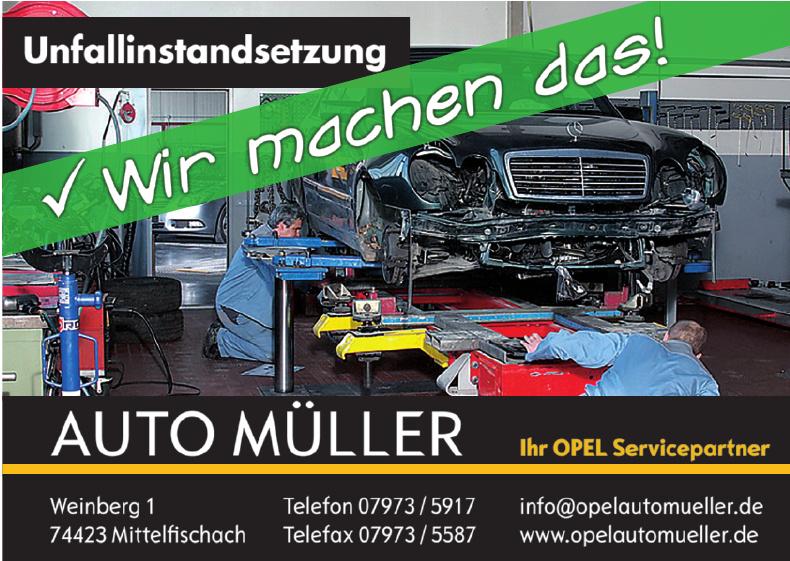 Auto Müller