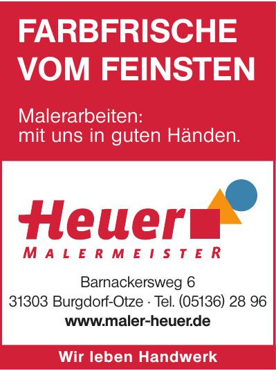 Malermeister Heurer