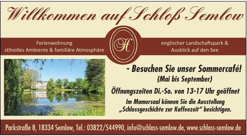 Schloss Semlow