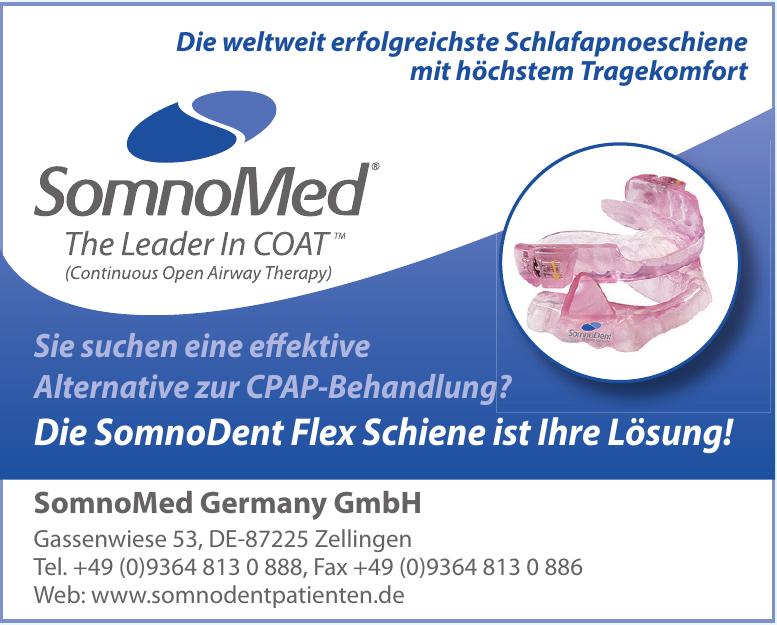 SomnoMed Germany GmbH