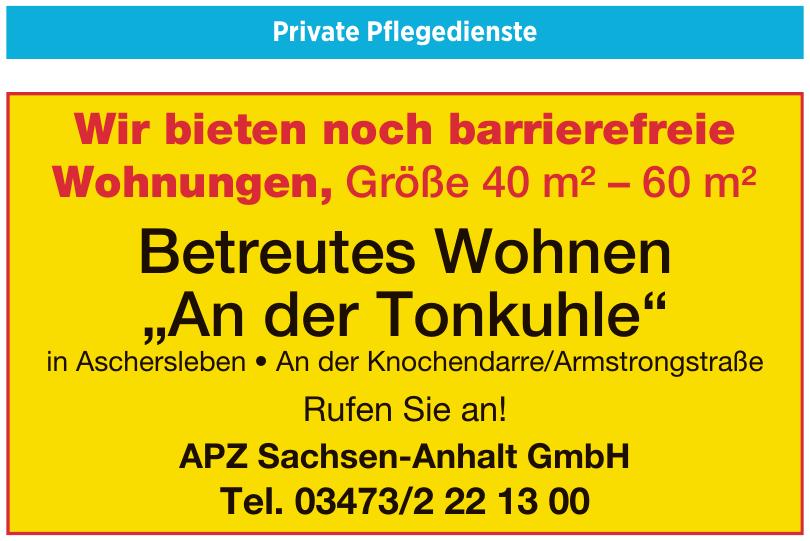 APZ Sachsen-Anhalt GmbH