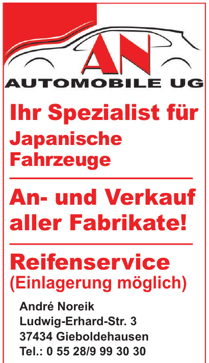 Automobile UG André Noreik