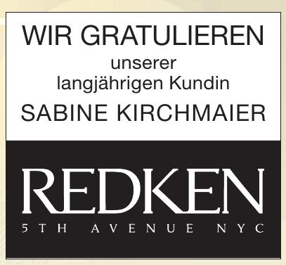 Sabine Kirchmayer Redken