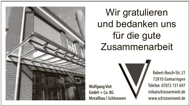 Wolfgang Veit GmbH + Co. KG