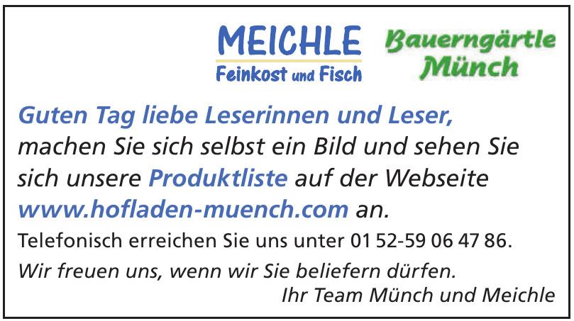 Hofladen Münch