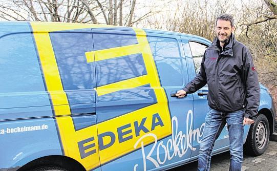 Edeka Center Elbtalaue in Wittenberge: Neueröffnung durch Jens Bockelmann