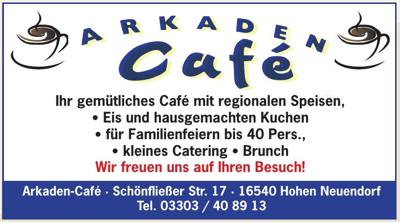 Arkaden Café