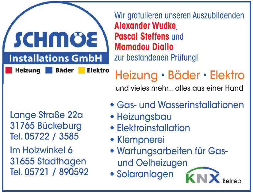 Schmöe Installations GmbH
