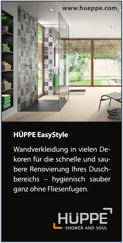 Hüppe EasyStyle