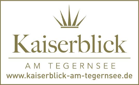 Kaiserblick am Tegernsee