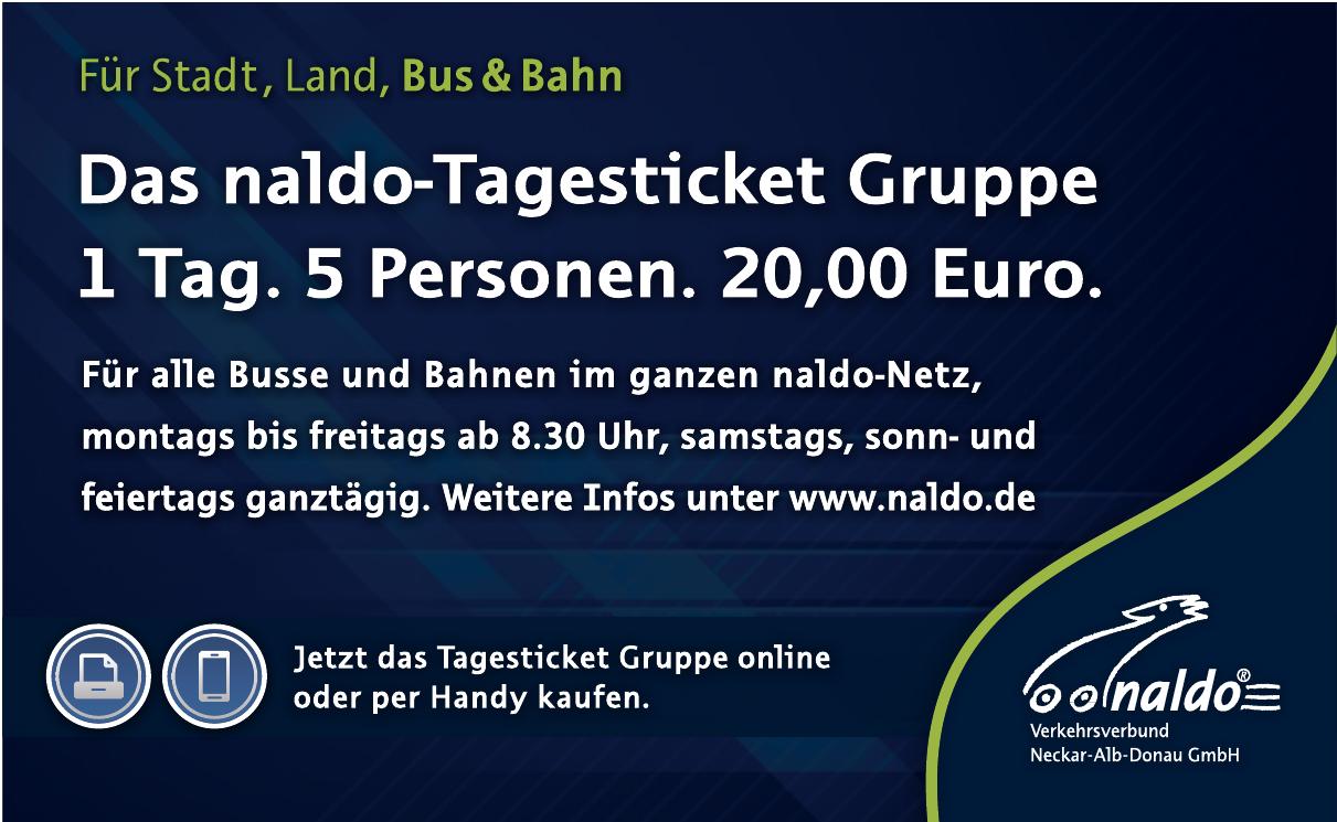 naldo Verkehrsverbund Neckar-Alb-Donau GmbH