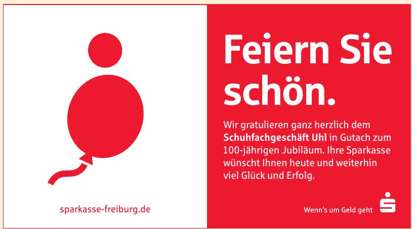 Stolzes Jubiläum: 100 Jahre Schuh Uhl in Gutach Breisgau