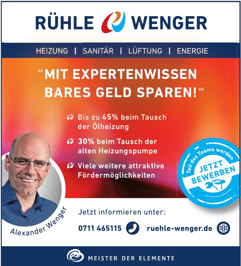 Rühle Wenger