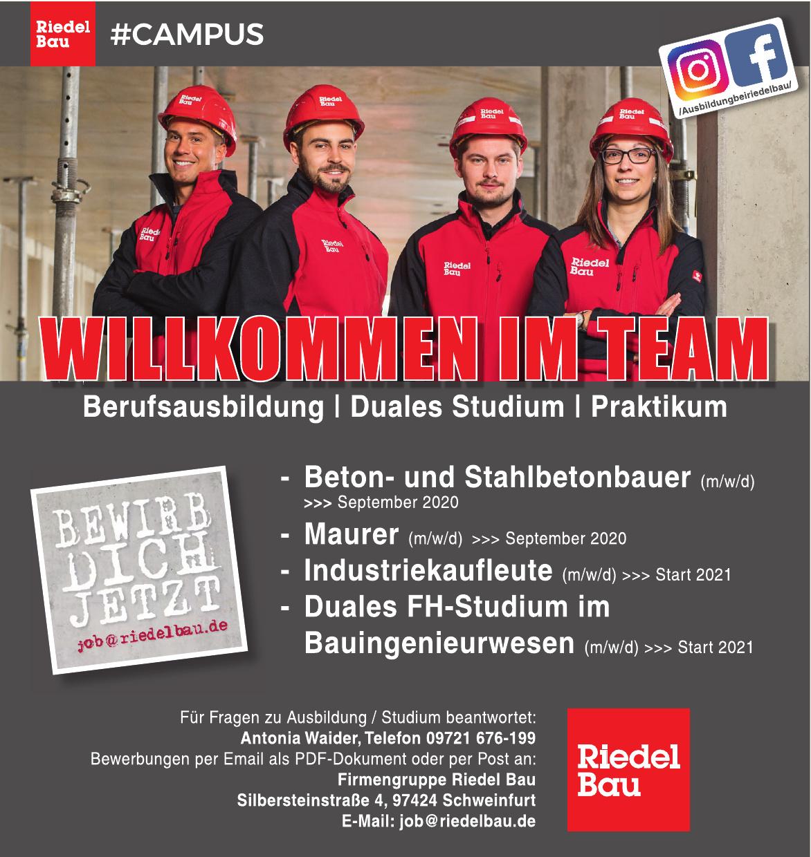 Riedel Bau GmbH & Co. KG