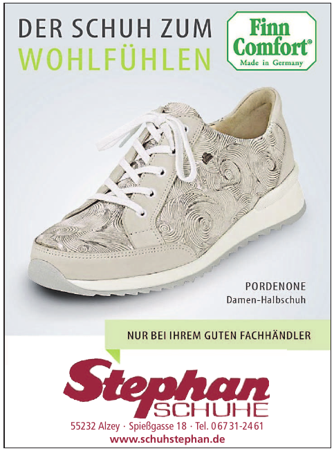 Stephan Schuhe