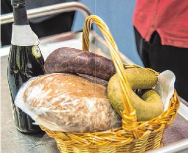 Für deftiges Essen ist gesorgt. Fotos: Archiv/Karl-Heinz Rückert