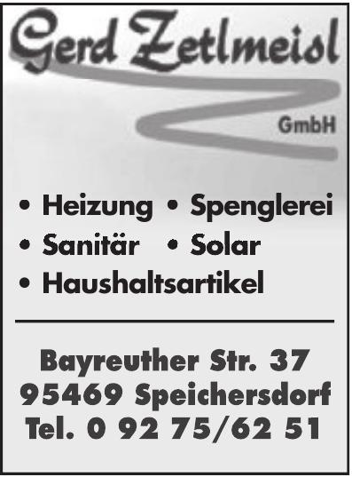 Gerd Zetlmeisl GmbH