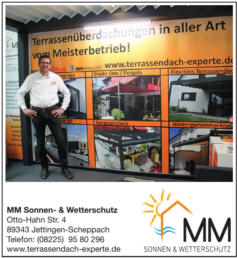 MM Sonnen- & Wetterschutz