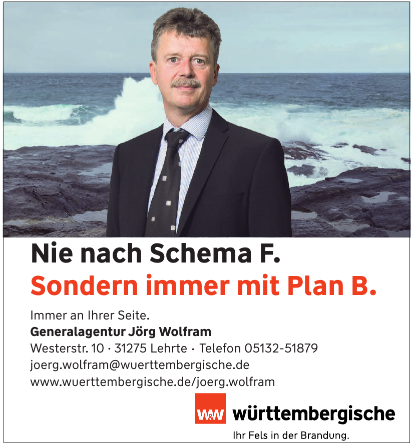 Generalagentur Jörg Wolfram