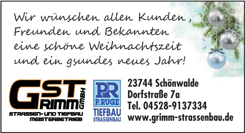 GST GmbH, Grimm Straßen- und Tiefbau