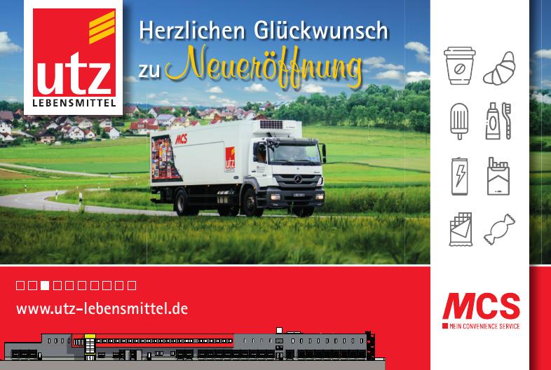 Utz GmbH & Co.KG Lebensmittel-Großhandel
