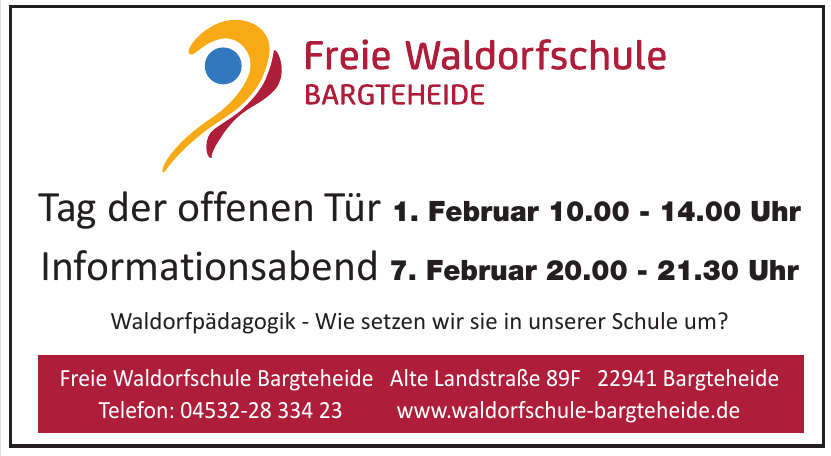 Freie Waldorfschule Bargteheide