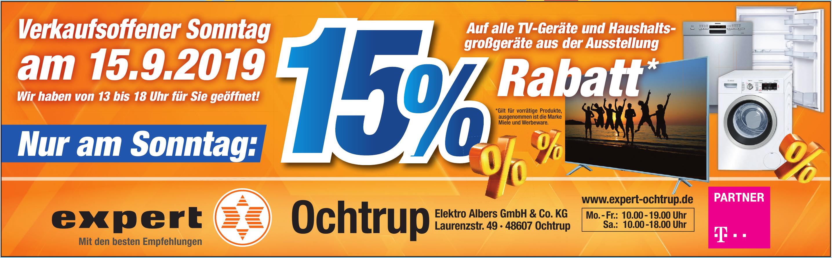 Expert Ochtrup Elektro Albers GmbH & Co. KG