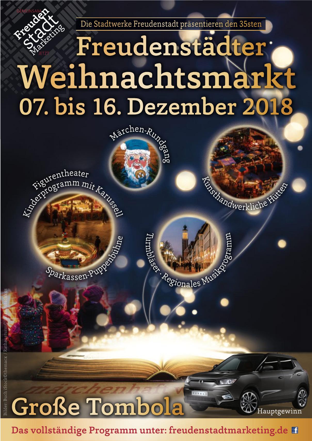 Freudenstädter Weihnachtsmarkt