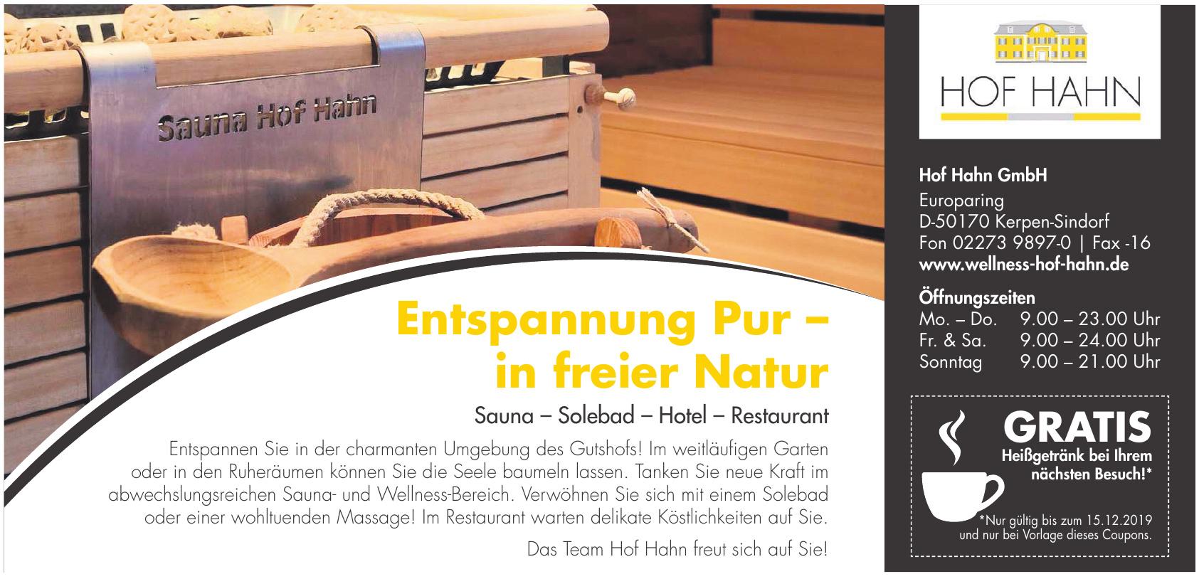 Hof Hahn GmbH