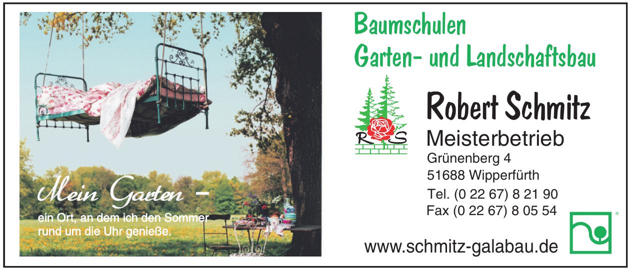 Robert Schmitz Baumschulen Meisterbetrieb