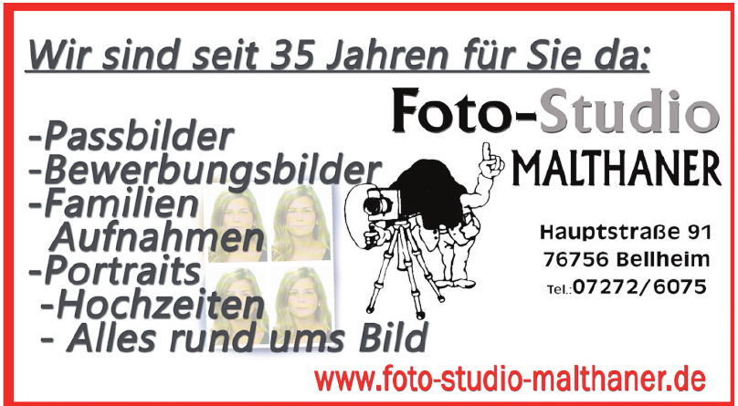 Foto-Studio Malthaner