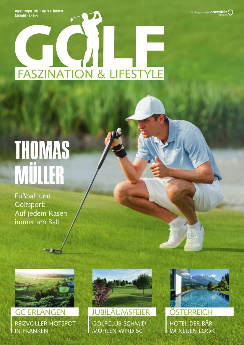 Golf Faszination & Lifestyle - Frühjahr 2019