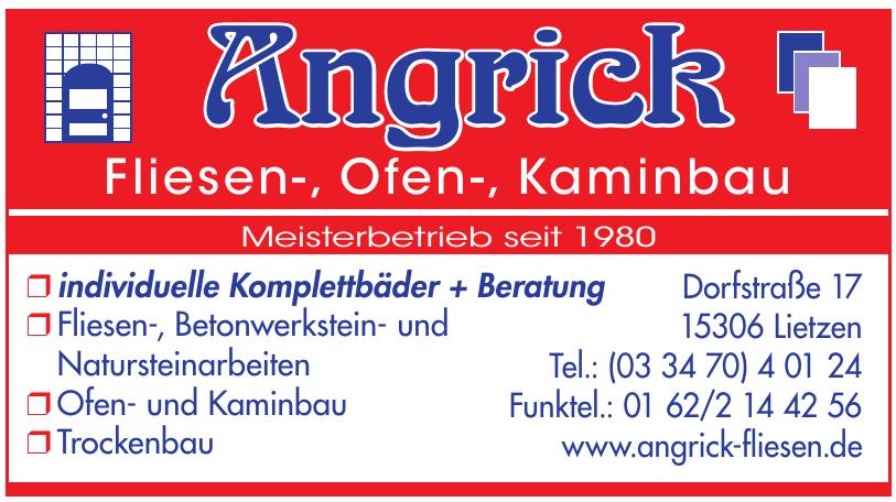 Angrick Fliesen