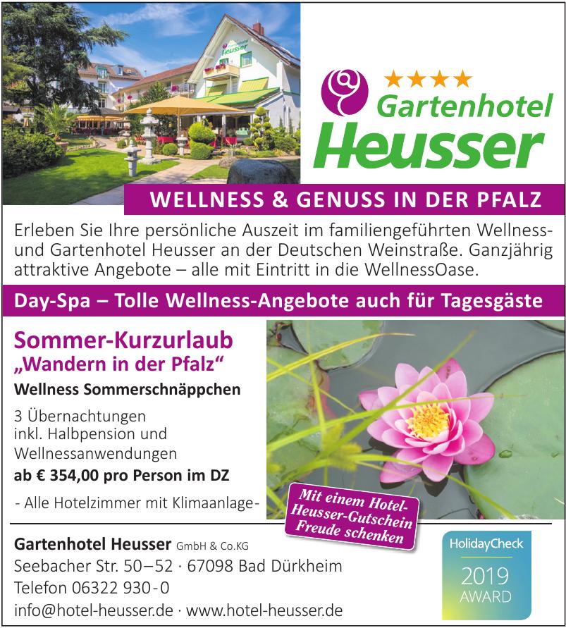 Gartenhotel Heusser GmbH & Co.KG