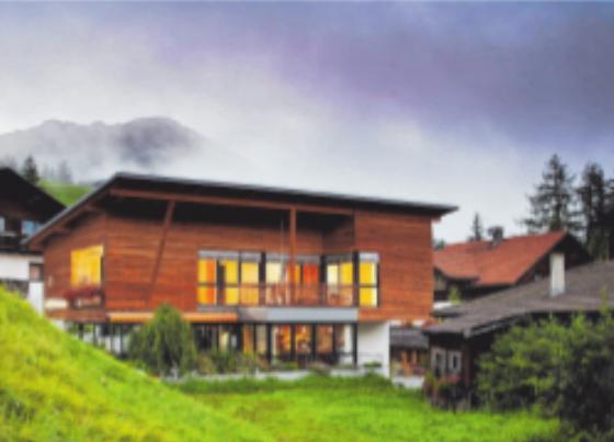 Gesundheitsbewusstes Bauen mit Holz Image 2