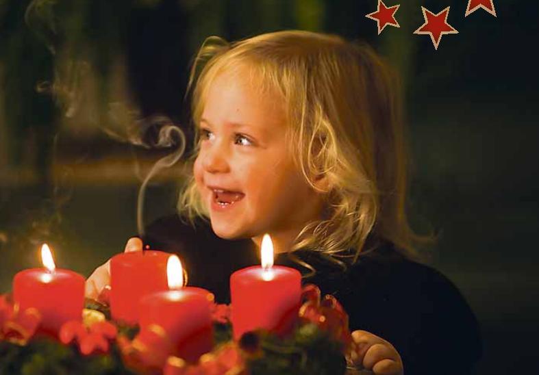 Wärme und Licht sind Balsam für die Seele. Foto: stock.adobe.com