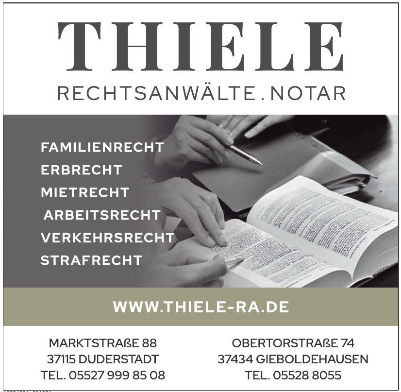 Thiele Rechtsanwälte