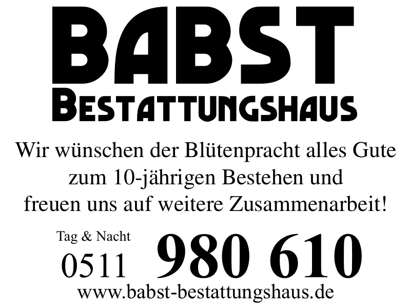 Babst Bestattungshaus