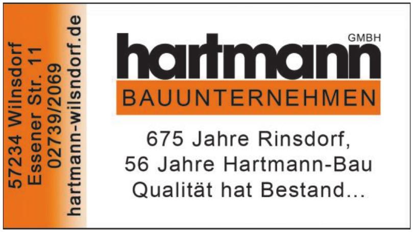 Hartmann Bauunternehmen GmbH