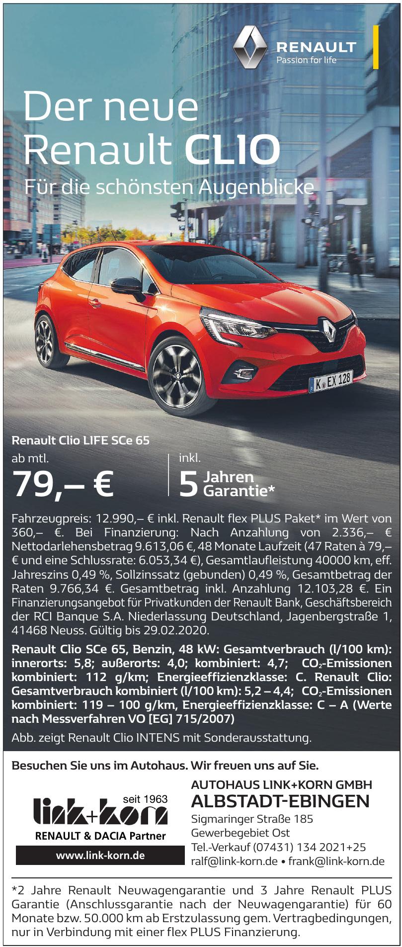 Autohaus Link+Korn GmbH