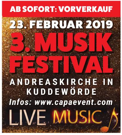 3. Musik Festival