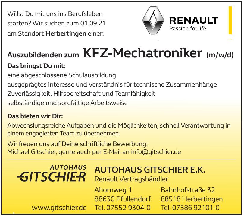 Autohaus Gitschier e. K.