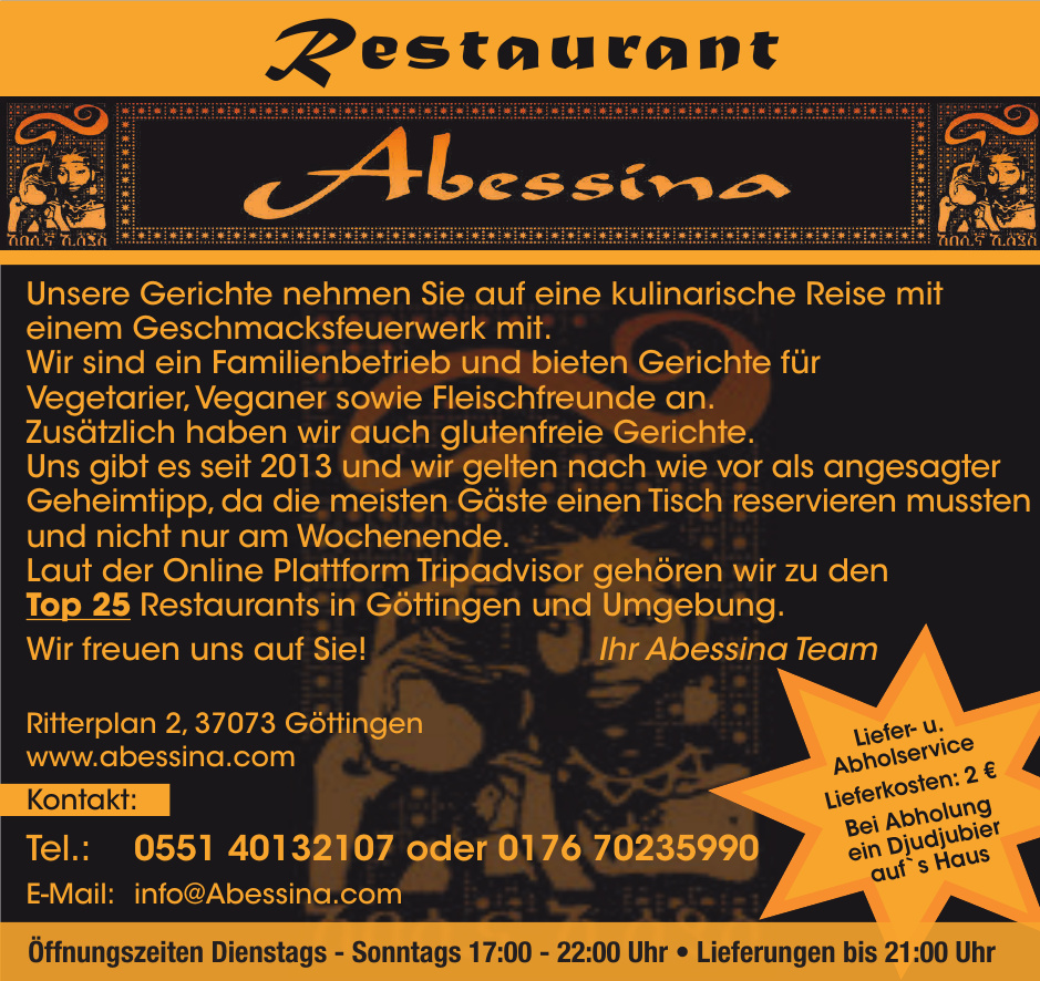 Restaurant Abessina