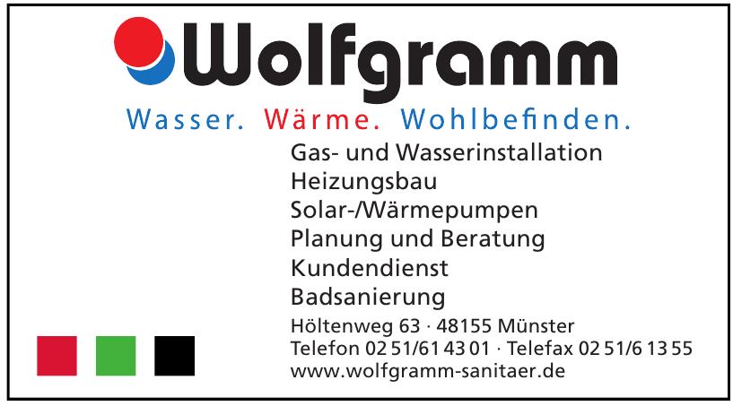 Wolfgramm Sanitär-Technik GmbH&Co.KG