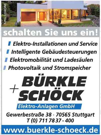 Bürkle + Schöck Elektro-Anlagen GmbH