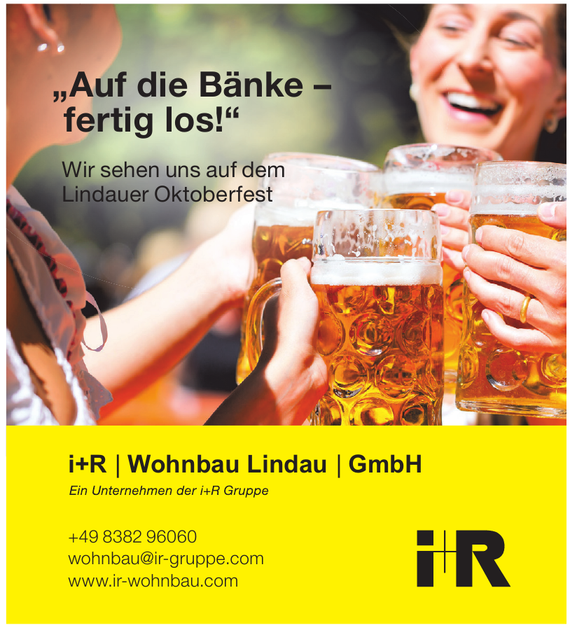 i+R Wohnbau Lindau GmbH