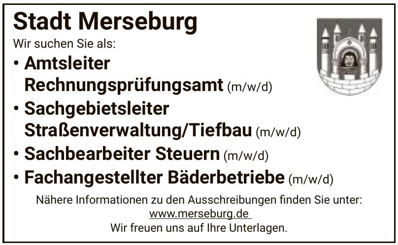 Stadt Merseburg