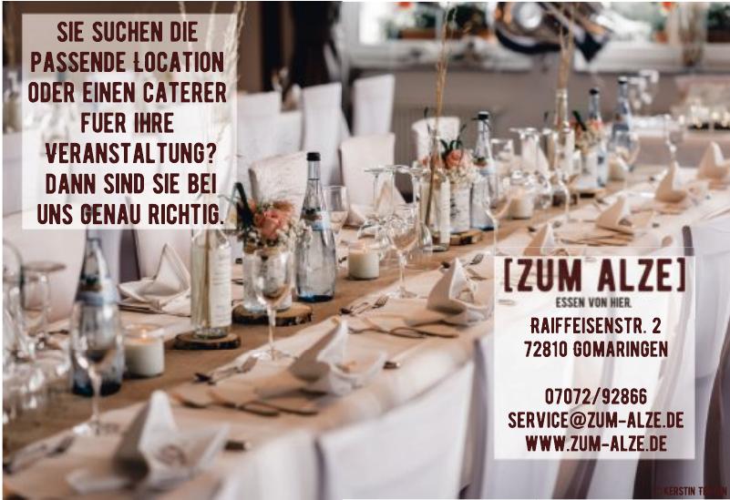 Restaurant Zum Alze